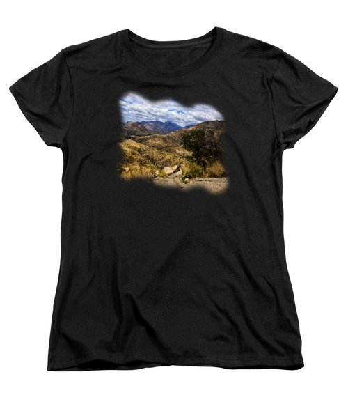 Windy Point No.15 Women's T-Shirt (Standard Cut) by Mark Myhaver