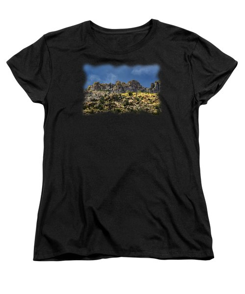 Windy Point No.7 Women's T-Shirt (Standard Cut) by Mark Myhaver