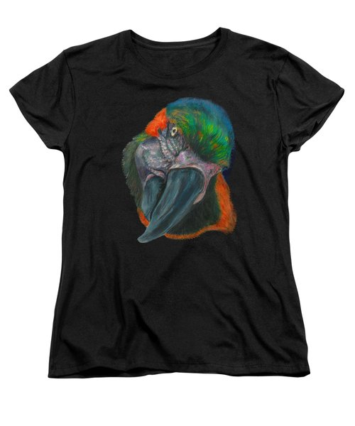 You Looking At Me Women's T-Shirt (Standard Cut) by Tricia Winwood