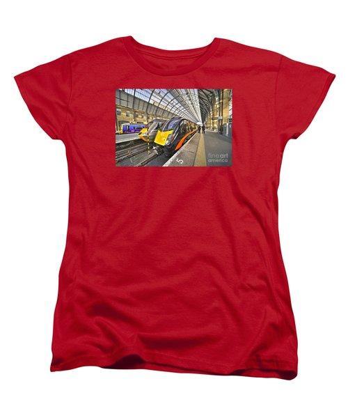 Kings Cross Variety  Women's T-Shirt (Standard Cut) by Rob Hawkins
