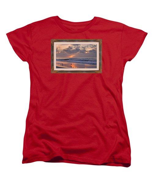Lifetime Love Women's T-Shirt (Standard Cut) by Betsy Knapp