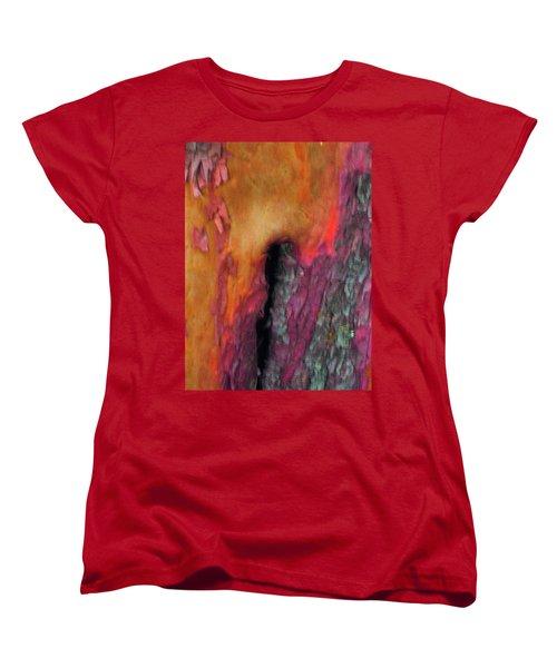 Women's T-Shirt (Standard Cut) featuring the digital art Awaken by Richard Laeton