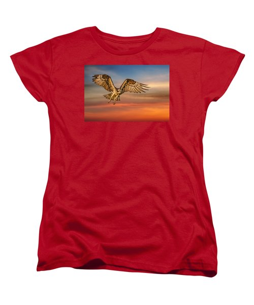 Calling It A Day Women's T-Shirt (Standard Cut) by Susan Candelario