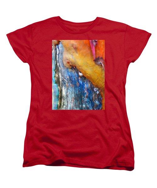 Women's T-Shirt (Standard Cut) featuring the digital art Ganesh by Richard Laeton