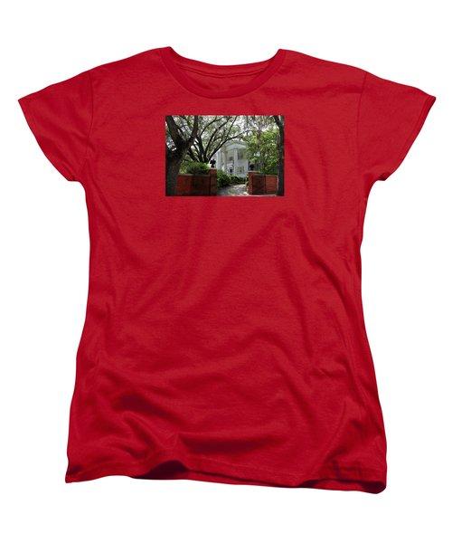Southern Living Women's T-Shirt (Standard Cut) by Karen Wiles