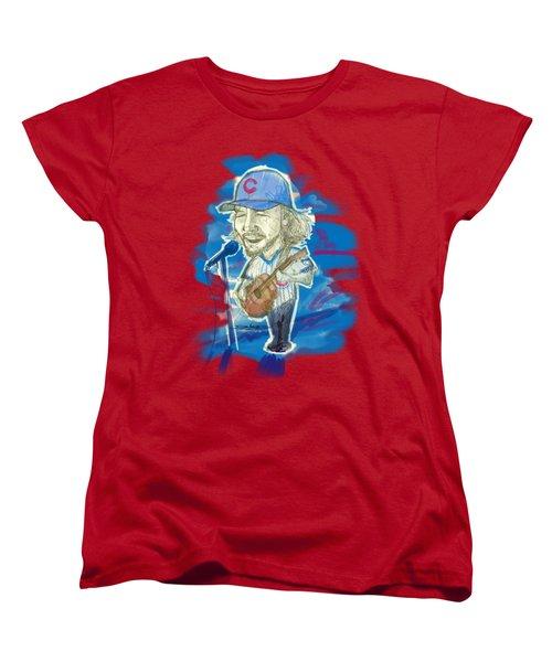 All The Way Women's T-Shirt (Standard Cut) by Doug  Miller II