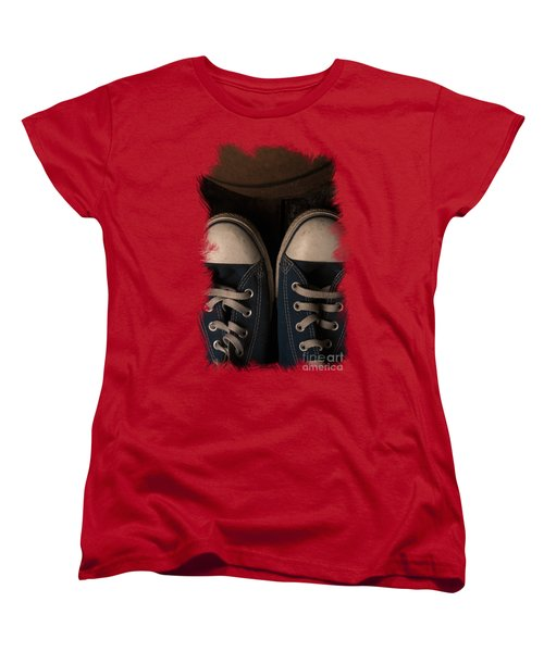 Time To Play Women's T-Shirt (Standard Cut) by Eugene Campbell