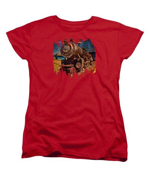 Old 44 Women's T-Shirt (Standard Cut) by Thom Zehrfeld