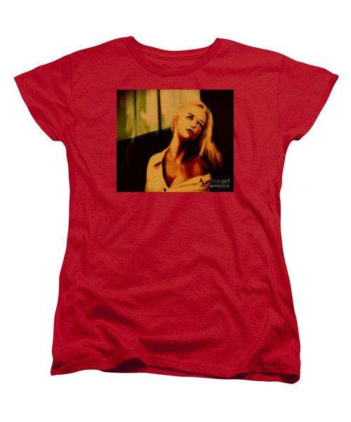 Miss U  Women's T-Shirt (Standard Cut) by Felix Von Altersheim