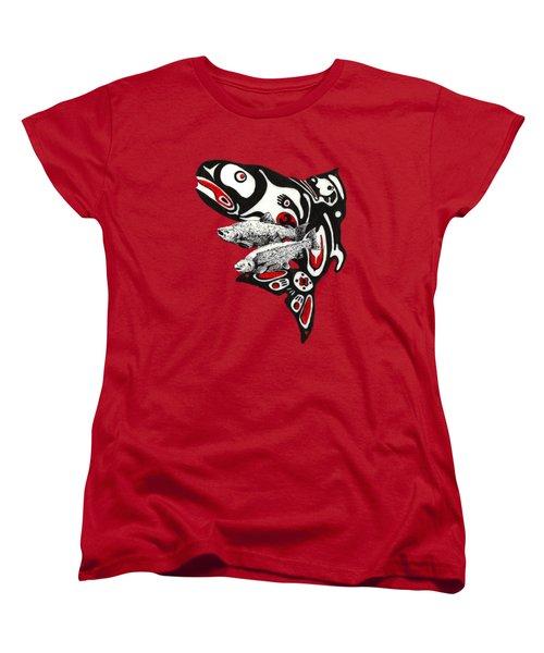 Quin'nat Women's T-Shirt (Standard Cut) by Julio Lopez