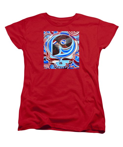 Steal Your Phils Women's T-Shirt (Standard Cut) by Kevin J Cooper Artwork