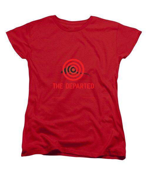 The Departed Women's T-Shirt (Standard Cut) by Gimbri