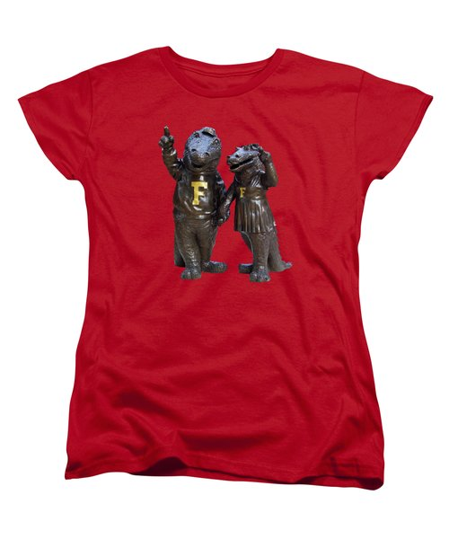 The Gators Transparent For T Shirts Women's T-Shirt (Standard Cut) by D Hackett