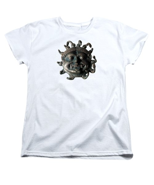 Gorgon Legendary Creature Women's T-Shirt (Standard Cut) by Photo Researchers