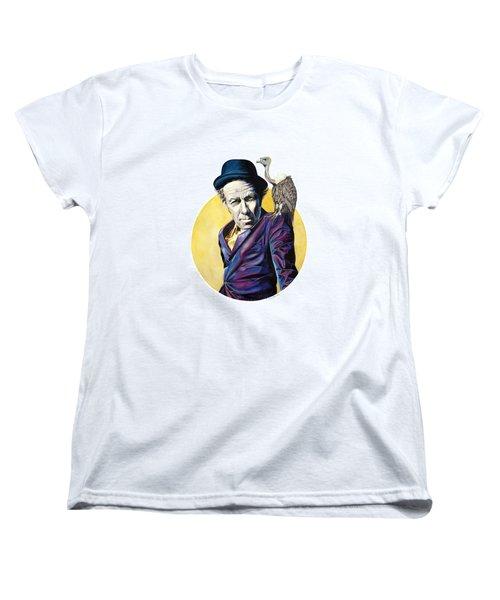 Bad As Me Women's T-Shirt (Standard Cut) by Kelly Jade King