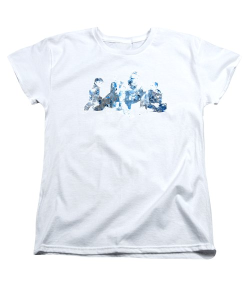 Coldplay Women's T-Shirt (Standard Cut) by Brian Reaves