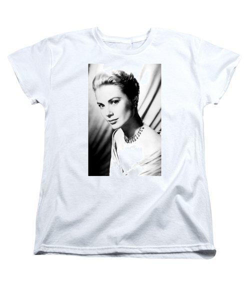 Grace Kelly Women's T-Shirt (Standard Cut) by Daniel Hagerman