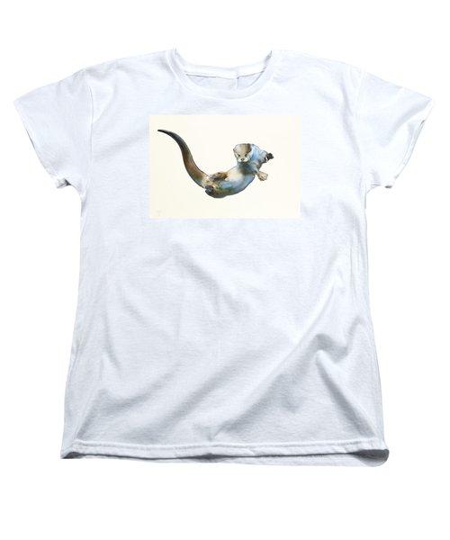 Hunter Women's T-Shirt (Standard Cut) by Mark Adlington