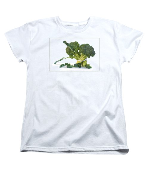 Pas De Trois Women's T-Shirt (Standard Cut) by Nikolyn McDonald