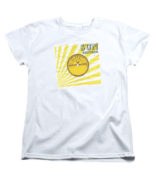 Sun - Fourty Five Women's T-Shirt (Standard Cut) by Brand A