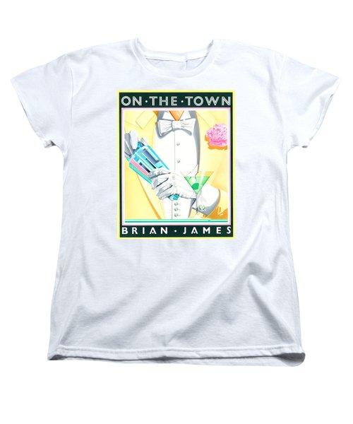 Untitled Women's T-Shirt (Standard Cut) by Brian James