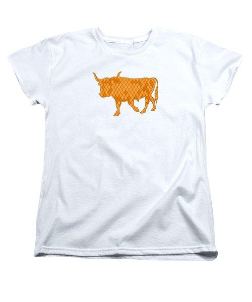Aurochs Women's T-Shirt (Standard Cut) by Mordax Furittus
