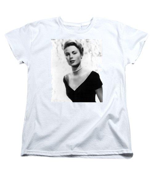Grace Kelly Women's T-Shirt (Standard Cut) by American School