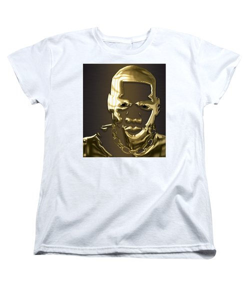Jay Z Collection Women's T-Shirt (Standard Cut) by Marvin Blaine