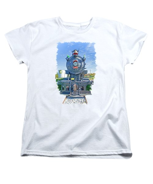 542 Women's T-Shirt (Standard Cut) by Larry Bishop