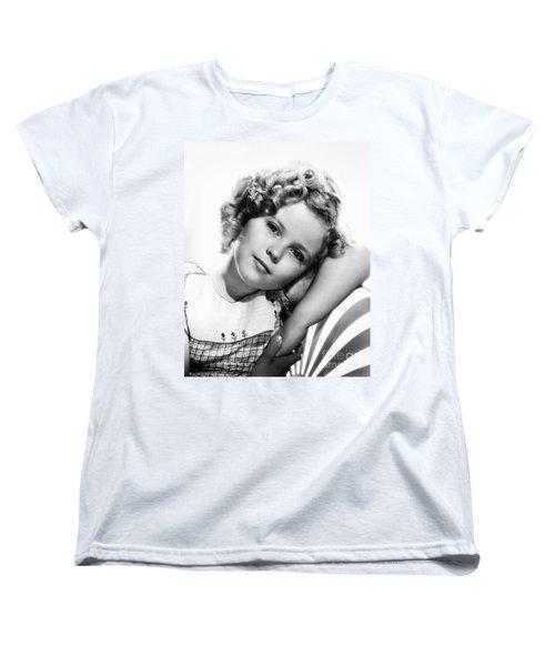 Shirley Temple (1928-  ) Women's T-Shirt (Standard Cut) by Granger