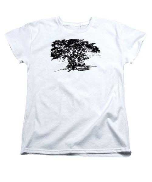 Treasure Life. 2010 Women's T-Shirt (Standard Cut) by Tatiana Chernyavskaya