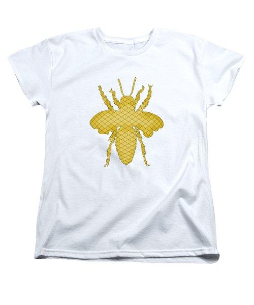Bee Women's T-Shirt (Standard Cut) by Mordax Furittus