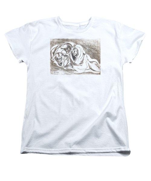 betrayal. May, 1996 Women's T-Shirt (Standard Cut) by Tatiana Chernyavskaya