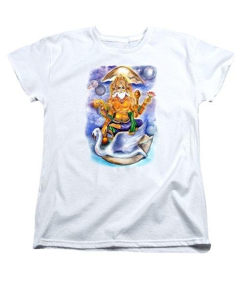 Brahma Women's T-Shirt (Standard Cut) by Alona Miroshnichenko