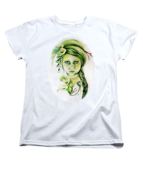 Cala Women's T-Shirt (Standard Cut) by Sheena Pike