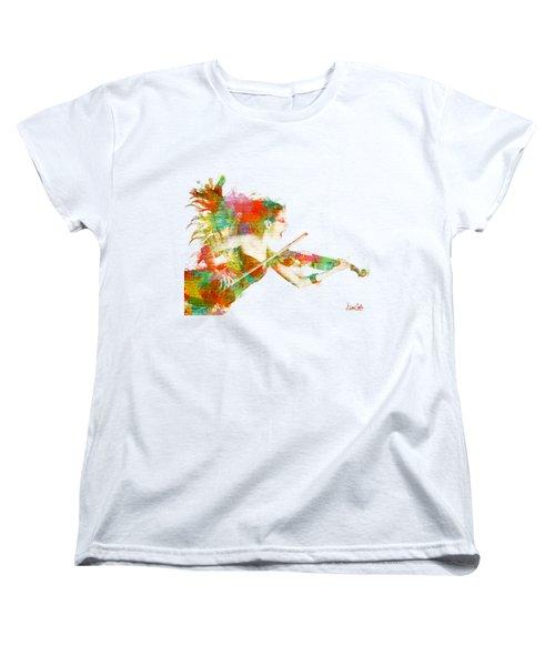 Can You Hear Me Now Women's T-Shirt (Standard Cut) by Nikki Smith
