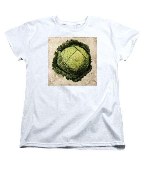 Checcavolo Women's T-Shirt (Standard Cut) by Danka Weitzen