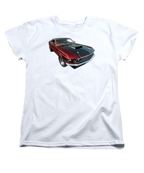 Coz I Can  Women's T-Shirt (Standard Cut) by Gill Billington