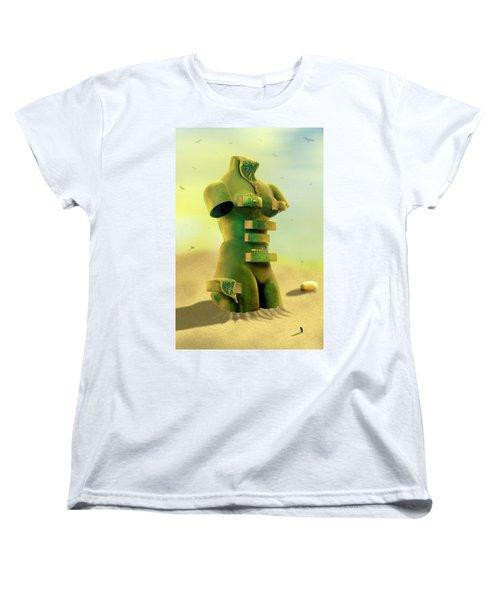 Drawers 2 Women's T-Shirt (Standard Cut) by Mike McGlothlen