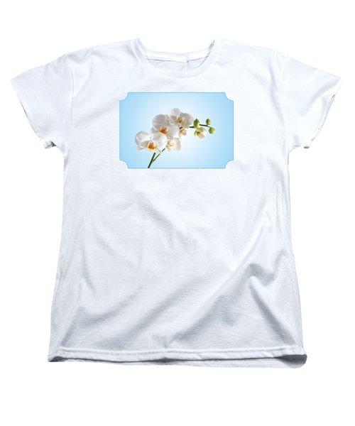 Elegance Women's T-Shirt (Standard Cut) by Gill Billington