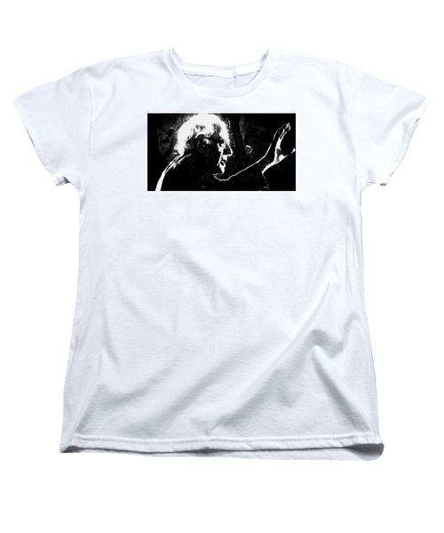 Feeling The Bern Women's T-Shirt (Standard Cut) by Brian Reaves
