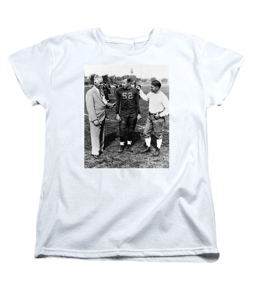 Fielding Yost (1871-1946) Women's T-Shirt (Standard Cut) by Granger