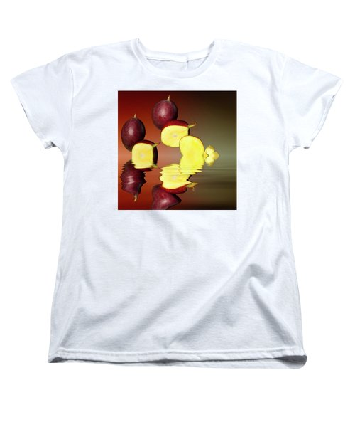 Fresh Ripe Mango Fruits Women's T-Shirt (Standard Cut) by David French