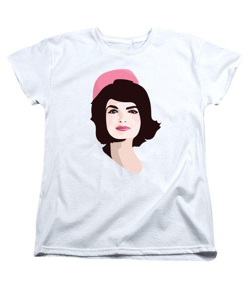 Jackie  Women's T-Shirt (Standard Cut) by Lauren Amelia Hughes