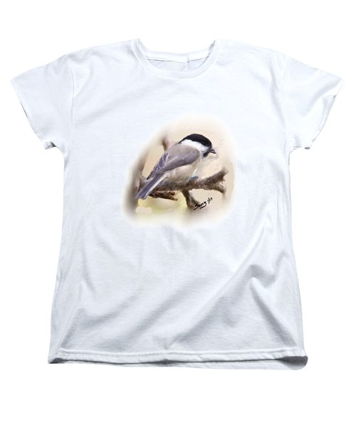 Lonely One Women's T-Shirt (Standard Cut) by Levi Soucy