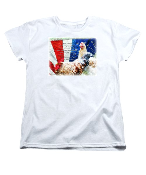 Madison's Farm Women's T-Shirt (Standard Cut) by Anita Faye