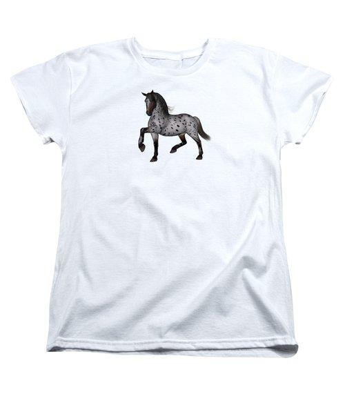 Mystic Women's T-Shirt (Standard Cut) by Betsy Knapp
