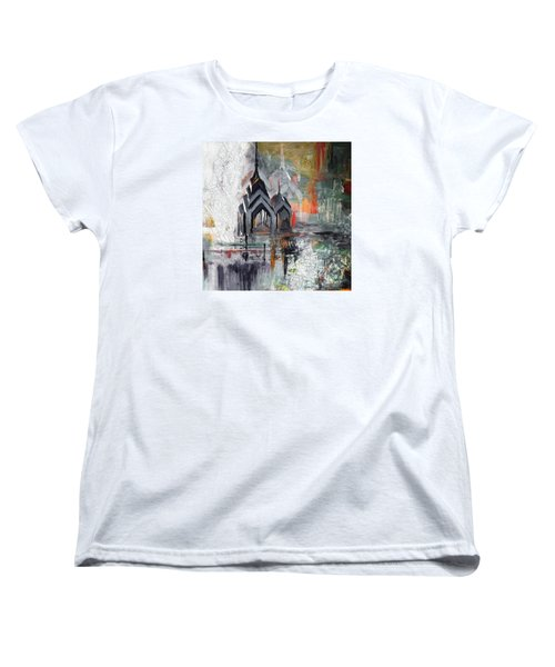 One Liberty Place And Two Liberty Place 229 3 Women's T-Shirt (Standard Cut) by Mawra Tahreem