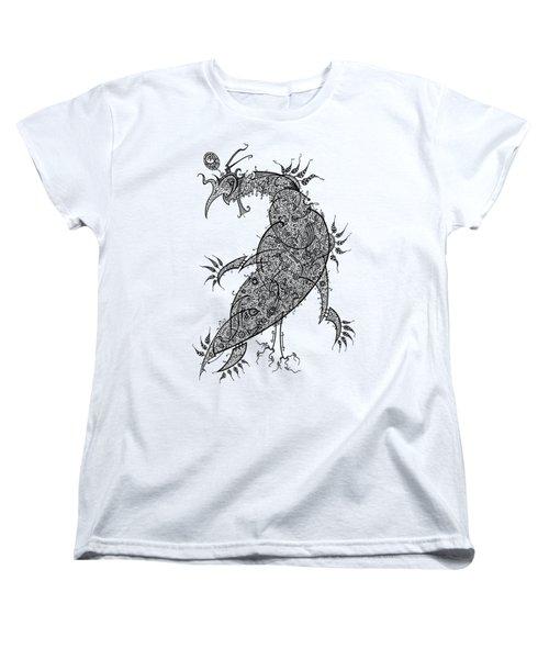 Pheasant Women's T-Shirt (Standard Cut) by Raf Podowski