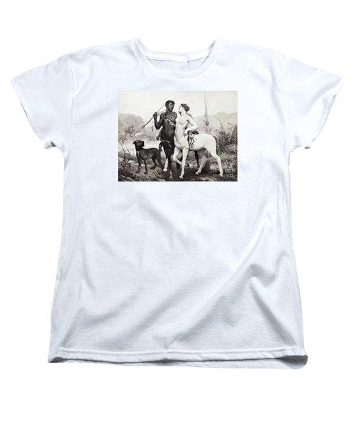Schutzenberger: Centaurs Women's T-Shirt (Standard Cut) by Granger